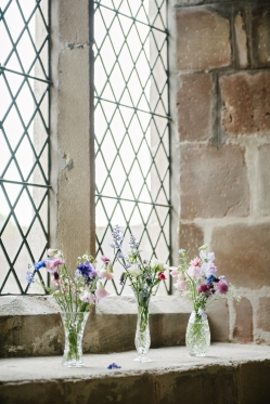Medium Crystal Vases - £1.50 each