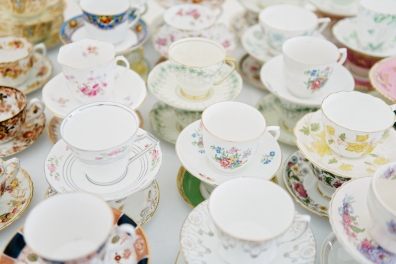 Vintage Crockery (through Betty's of Ashbourne)