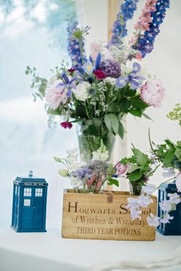 Hogwarts Crate - £5